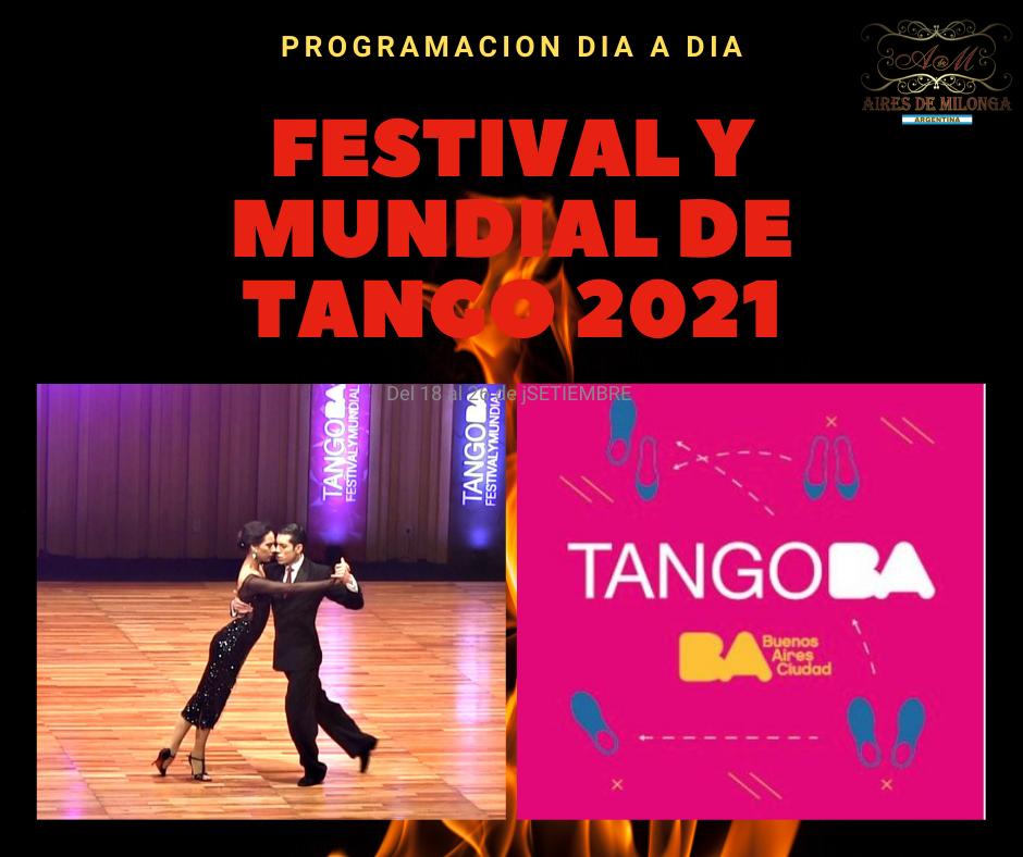 Mundial del tango 2021